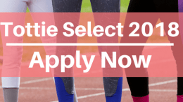 Tottie #SELECT18 Enter now