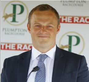 Plumpton Racecourse Dan Thompson