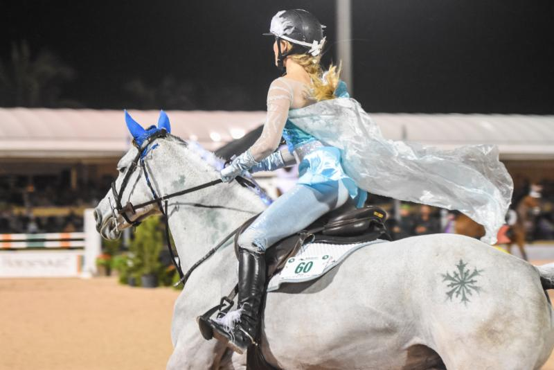 Celebrating the Stars at Palm Beach International Equestrian Centre