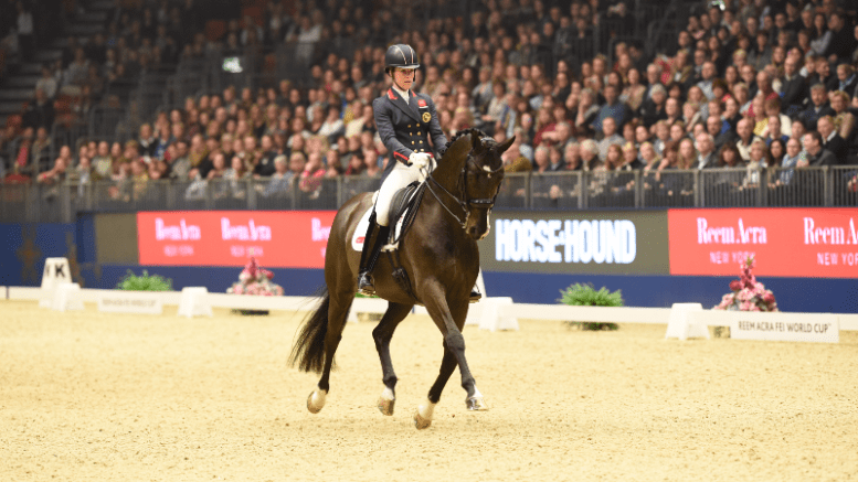 Olympic Champion Charlotte Dujardin returns to Olympia Horse Show to give a Medal-Winning Masterclass