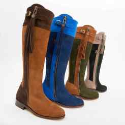 The Spanish Boot Two Tone Boot