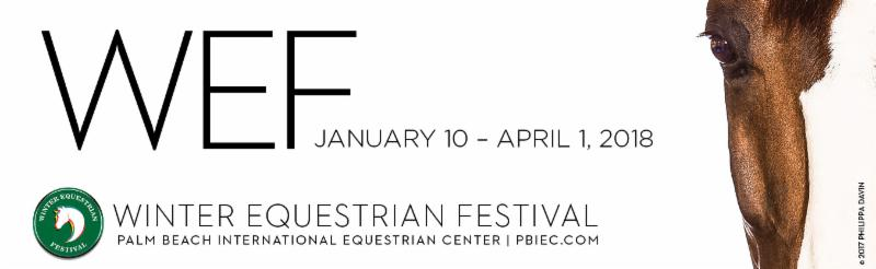 New Retail Partner for Winter Equestrian Festival, Palm Beach