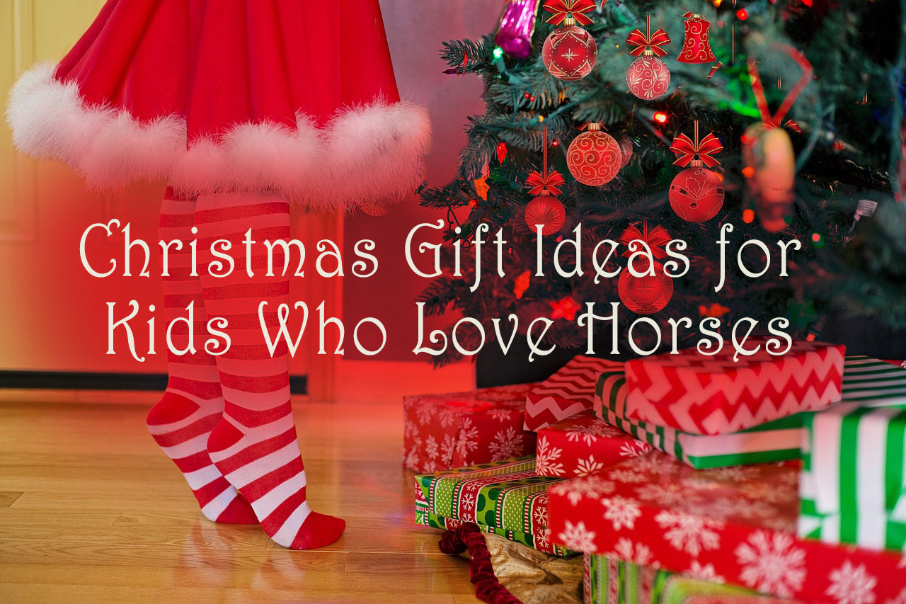 Christmas Gift Ideas For Kids Who Love Horses Everything