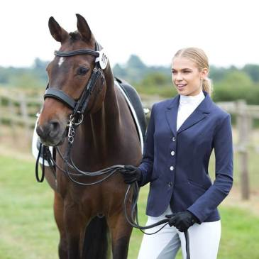 Equetech Jersey Competition Jacket from RB Equestrian