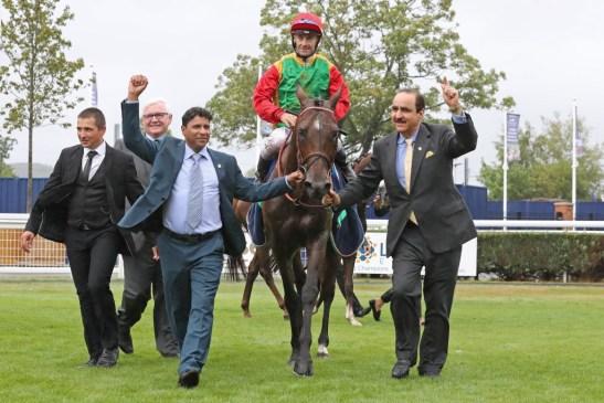 The Dubai International Arabian Races 2018 Newbury Racecourse, 29th