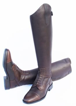 New Rhinegold Luxus long leather riding boots