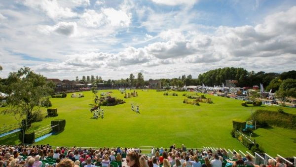 Michael Jung will be making his debut in the Longines International Arena at Hickstead (c) Craig Payne