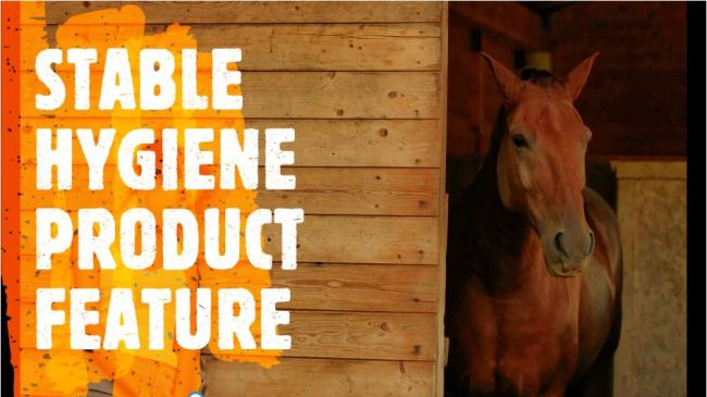 Stable Hygiene Product Feature