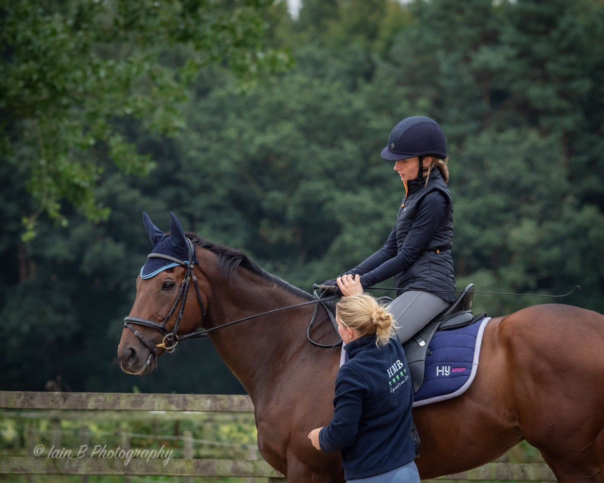 Systematic training usually involves sticking with the same trainer. Photo Credit Iain B Photography