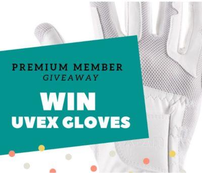 win uvex gloves premium member everything horse