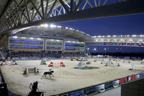 AL SHAQAB Dohaarena Longines Global Champions Tour 2020