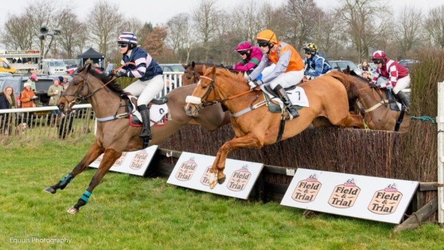 The Suffolk point to point fixture has defied the odds and declared Good going and a bumper entry following the cancellation of a number of rain affected fixtures. Image courtesy of Equuis Photography/Jason Bax