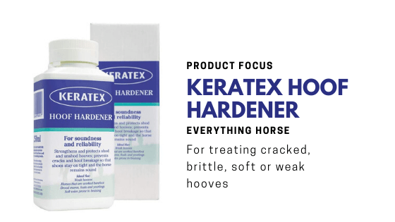 PRODUCT FOCUS Keratex Hoof Hardener