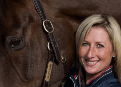 """Amy Stovold Interview: """"Training horses with kindness and in an understanding way"""""""