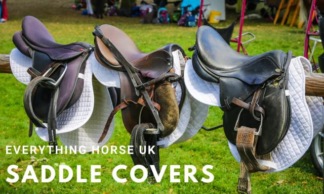 saddle covers