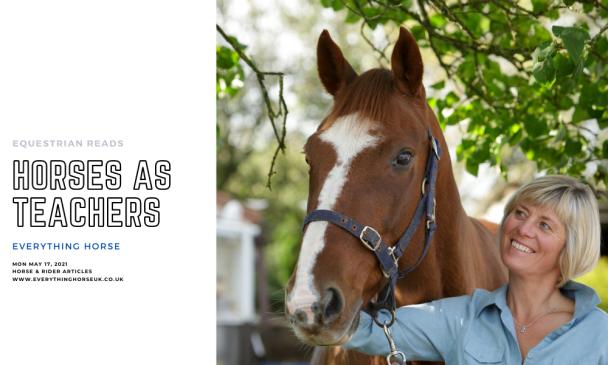 Horses as teachers article