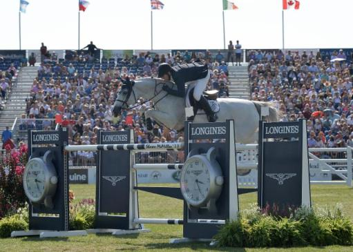 Olympic veterans and many of the world's best horses and riders highlight the Hampton Classic (c) Shawn McMillen