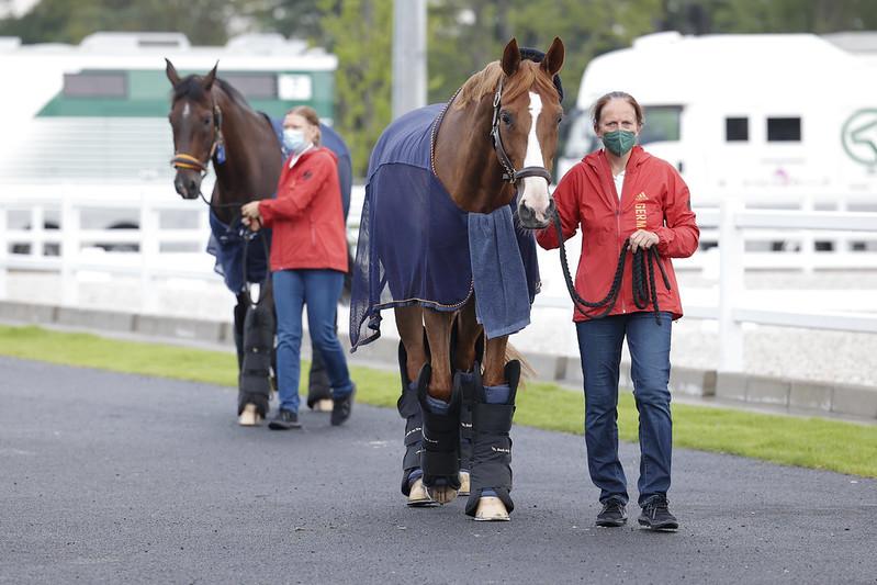 Olympic course designer Santiago Varela talks fair courses for horses