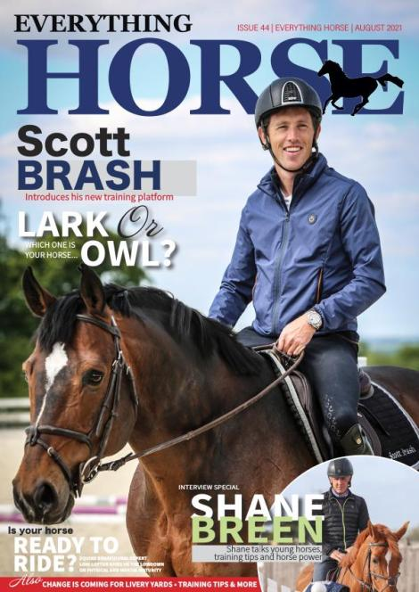 August's Everything Horse Magazine