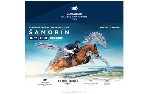 The thrilling final stages of the Longines Global Champions Tour and GCL 2021 season will be staged in the beautiful setting of Šamorín on the shores of the River Danube.