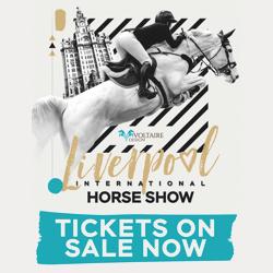 Liverpool International Horse Show 2021 mobile banner