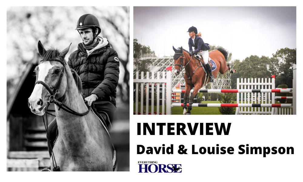 INTERVIEW David and Louise Simpson
