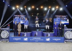 Spencer Smith Scores In Longines Global Champions Tour Grand Prix