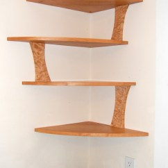 Kitchen Corner Shelves Cork Floors In Every Thing Is A Shelf