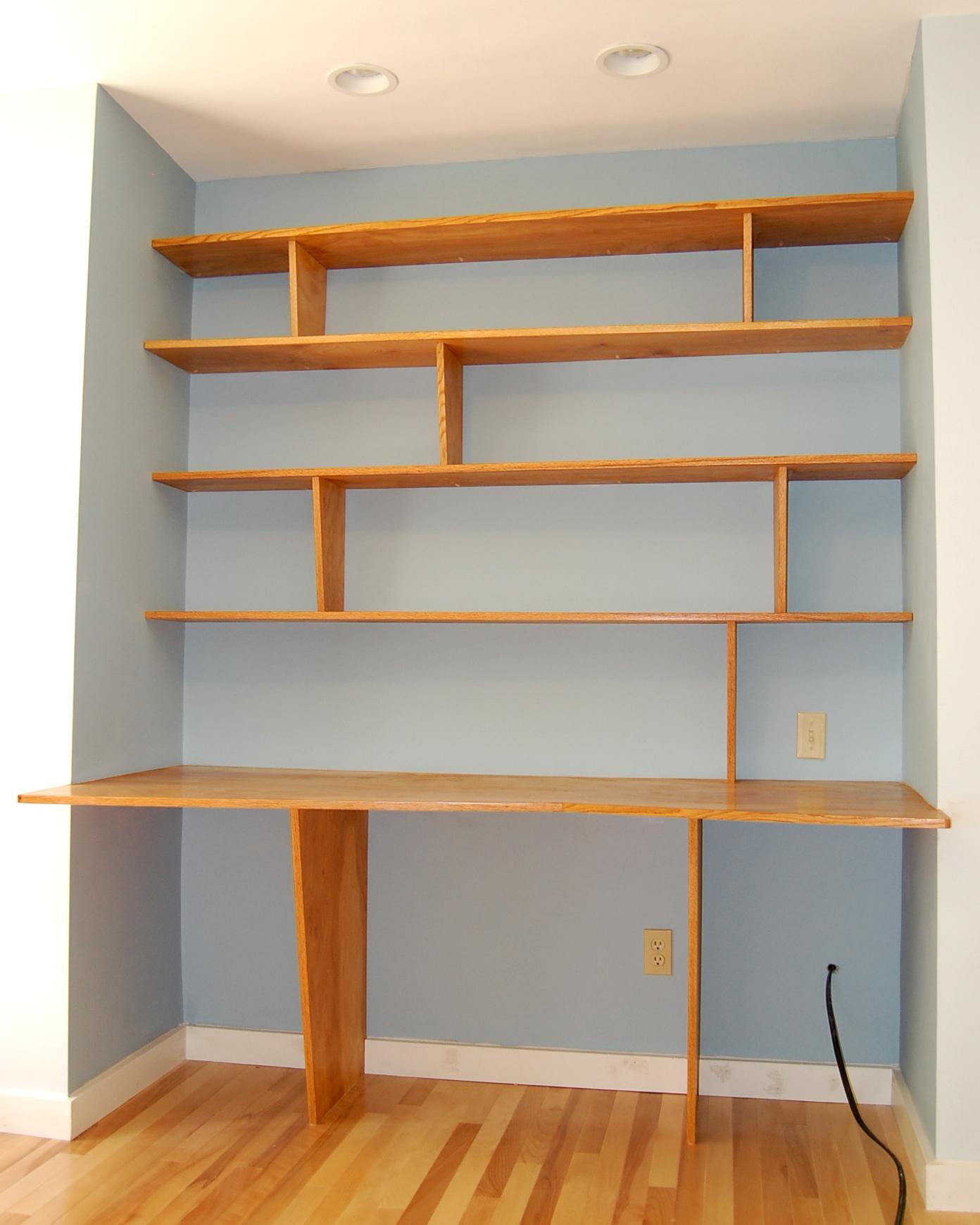 Desk Shelves