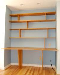 Office Desks With Shelves Example | yvotube.com