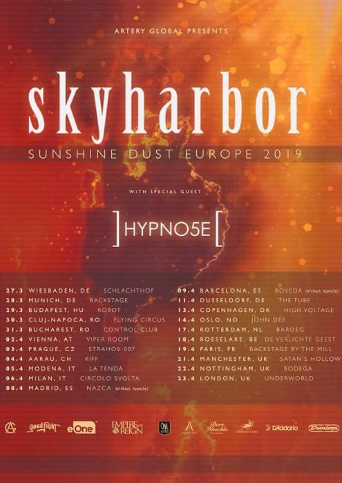 sunshine dust europe 2019