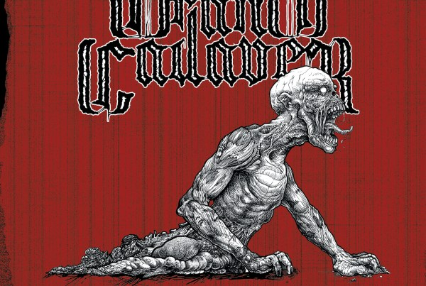 Grand Cadaver Madness Comes Album Cover