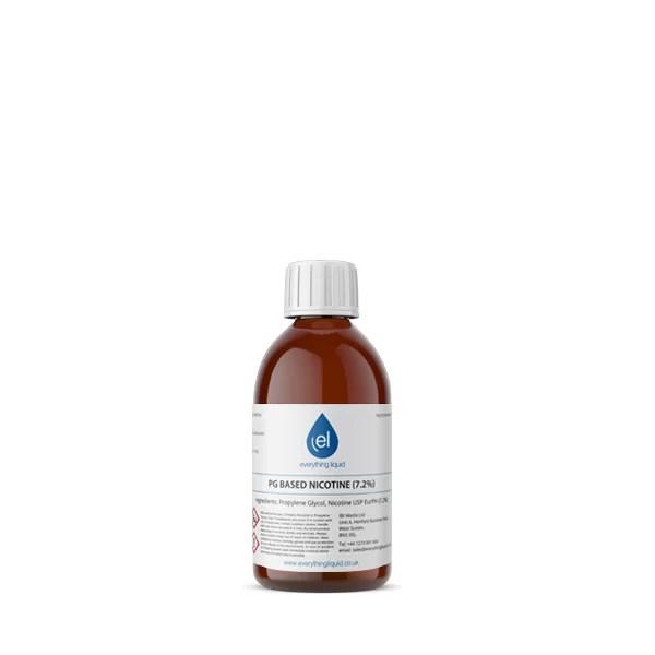 pg based liquid nicotine