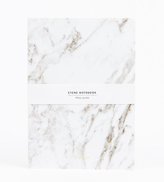 DearMaison stone notebook