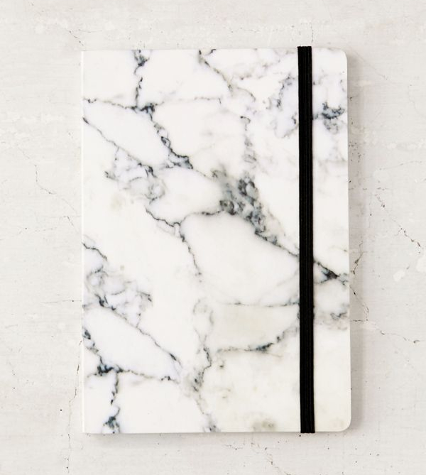Marble notebook Urban Outfitters