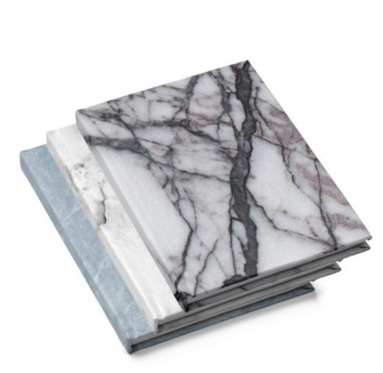 Marble notebook by Voideine