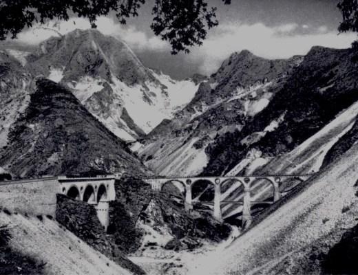Marmifera Railway of Carrara - Vara bridges