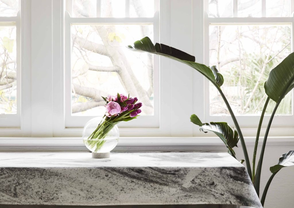 Marble tablecloth by Marble Basics