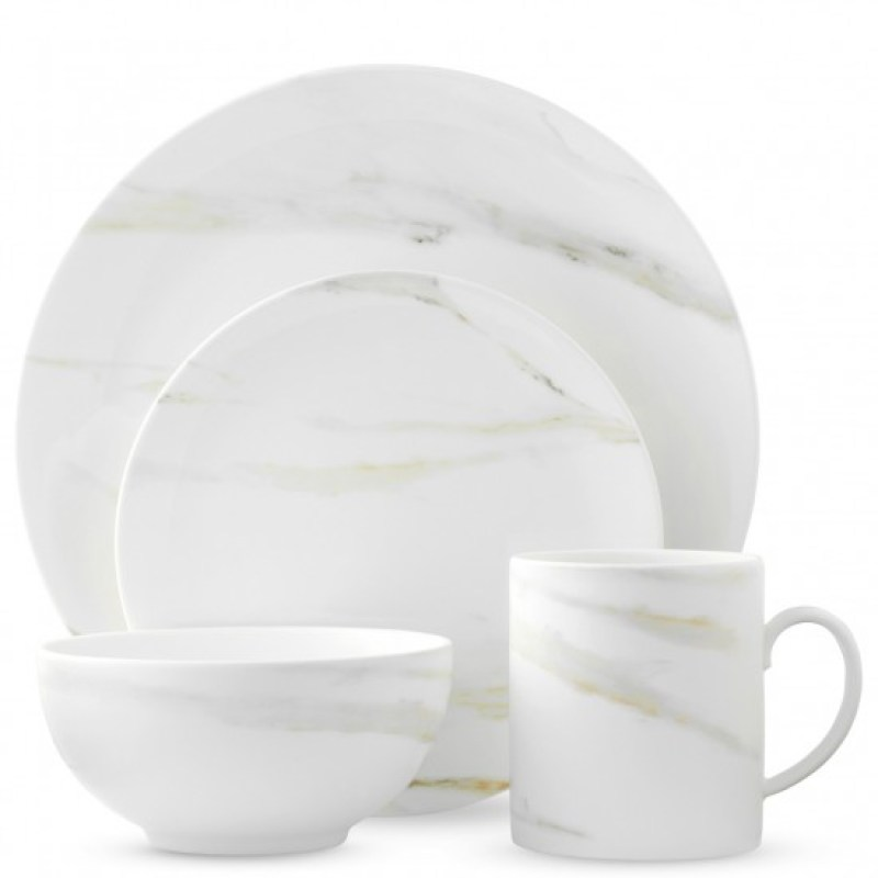 Venato Imperial dinnerware by Vera Wang