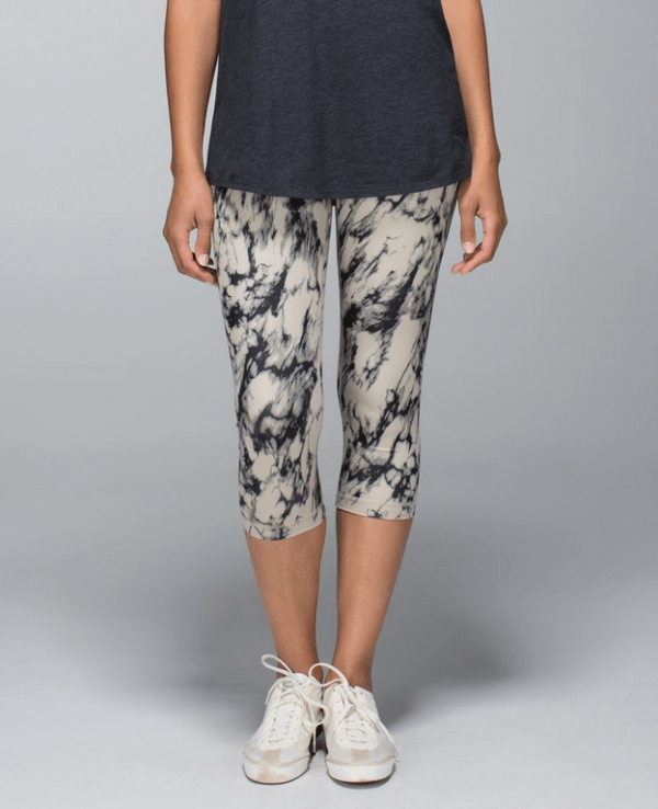 Granite Wunder Under Crop by Lululemon