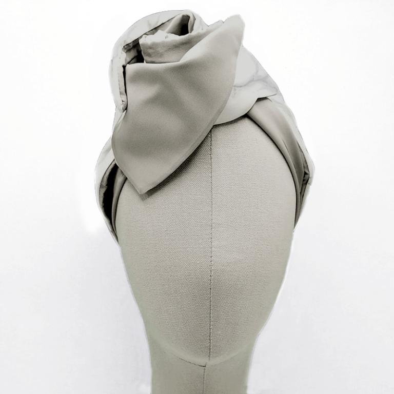 Michelangelo marble turban