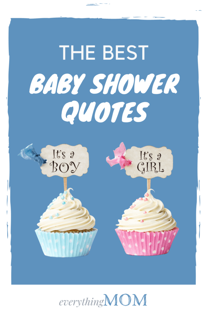 Baby Shower Messages For Boy : shower, messages, Perfect, Shower, Quotes, Messages, Share, EverythingMom