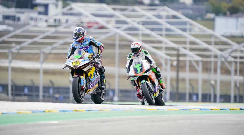 MotoE: Conflicting calendars forcing MotoE riders out