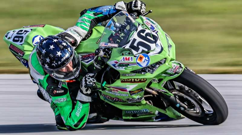 MotoAmerica Rising Stars Spotlight: Keegan Brown