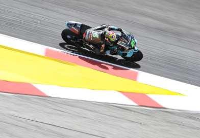 MotoGP: Morbidelli back where he belongs