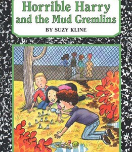 Horrible Harry and the Mud Gremlins, by Suzy Kline, pictures Frank Remkiewicz