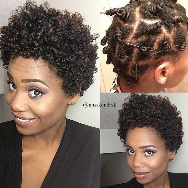 Short Natural Hairstyle Www Shorthaircuts Learn To Care For