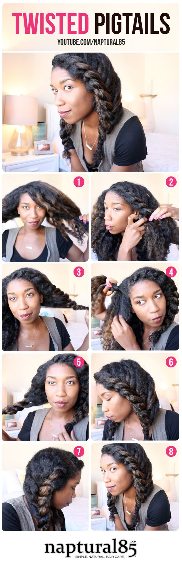 Easy Hairstyles For Black Girls Find Your Perfect Hair Style