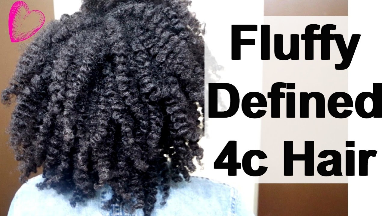 A Defined Flat Twist Out Tutorial On 4c Natural Hair In 5 Easy