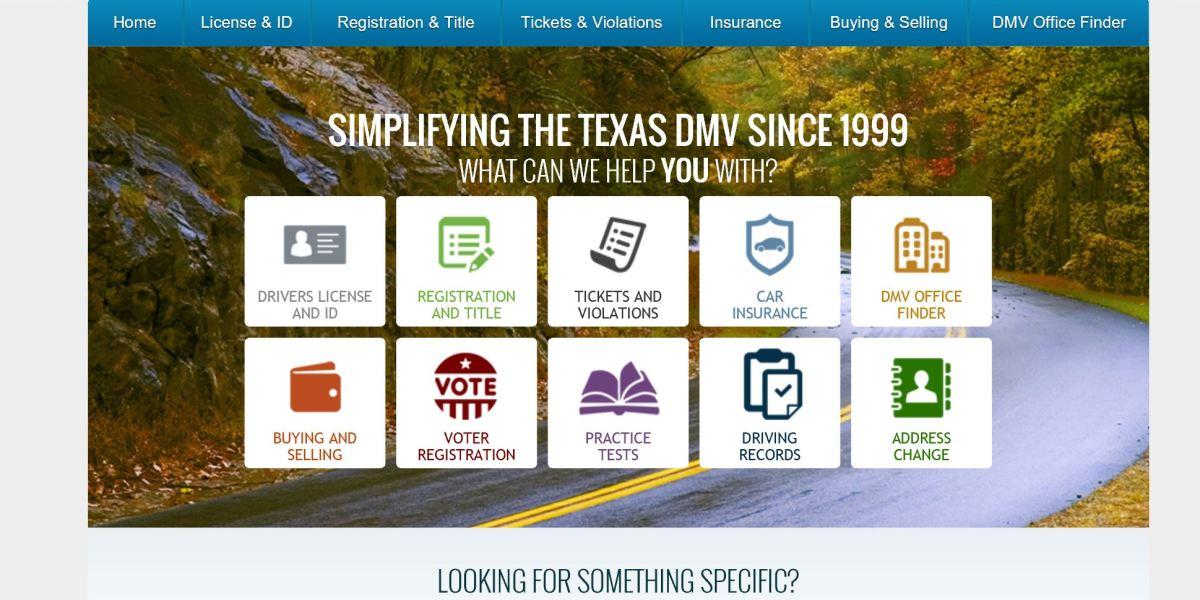 The DMV scam